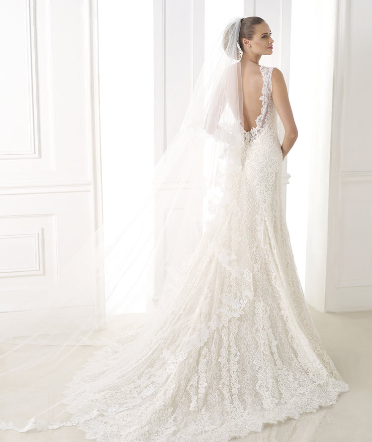 Atelier Pronovias 2015 Collection - LoveweddingsNG58