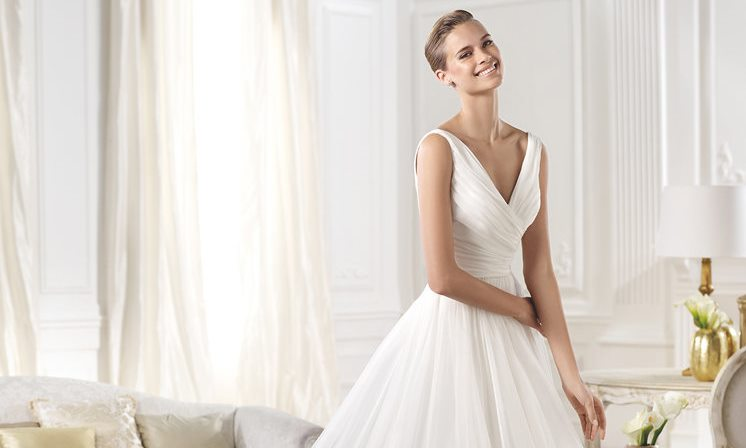 Atelier Pronovias 2015 Collection - LoveweddingsNG59