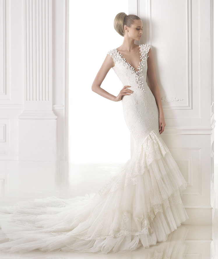 Atelier Pronovias 2015 Collection - LoveweddingsNG6