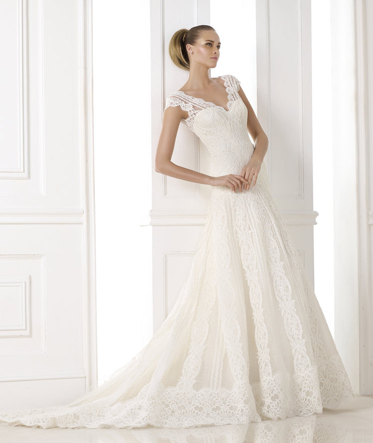 Atelier Pronovias 2015 Collection - LoveweddingsNG60