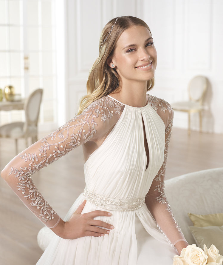 Atelier Pronovias 2015 Collection - LoveweddingsNG62