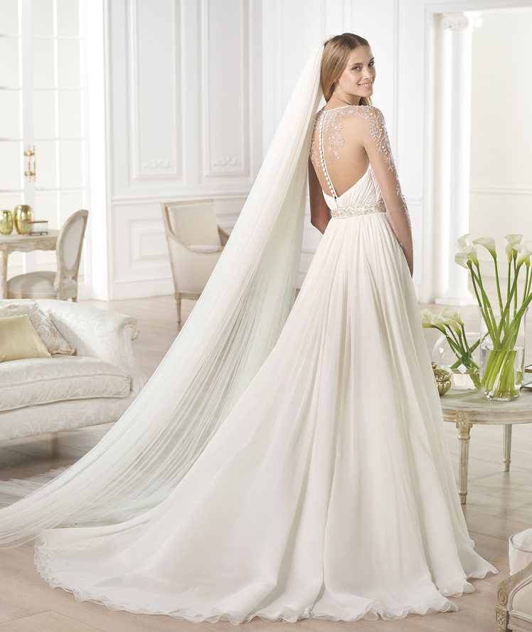 Atelier Pronovias 2015 Collection - LoveweddingsNG63