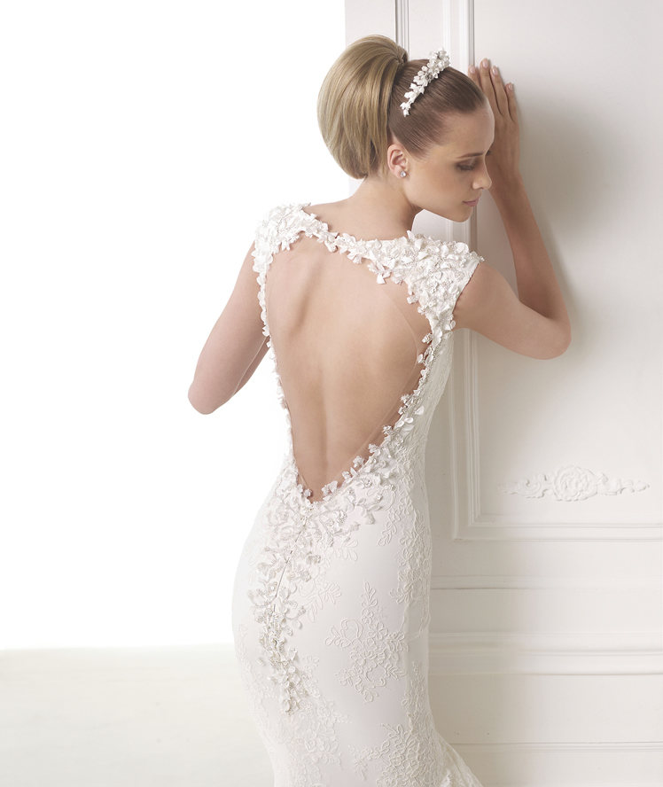 Atelier Pronovias 2015 Collection - LoveweddingsNG7