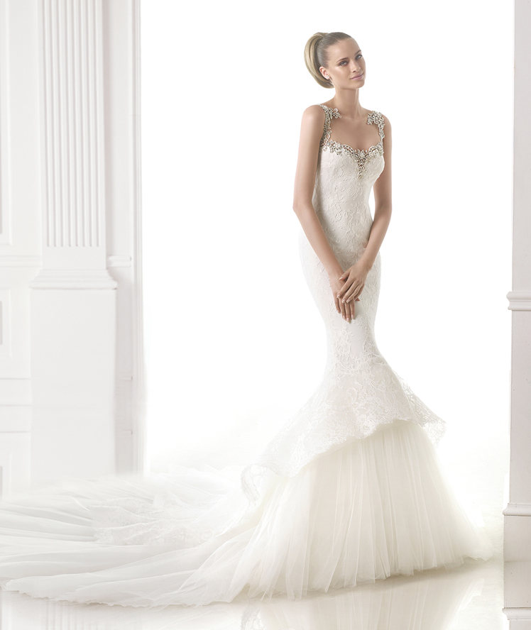 Atelier Pronovias 2015 Collection - LoveweddingsNG8