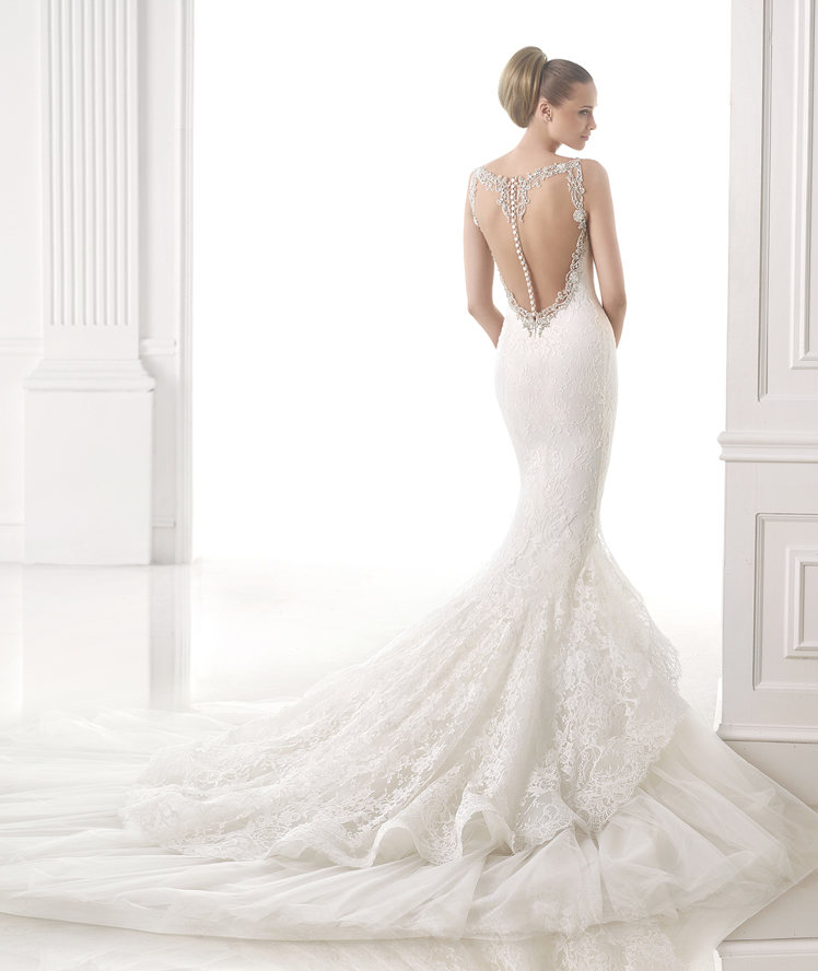 Atelier Pronovias 2015 Collection - LoveweddingsNG9