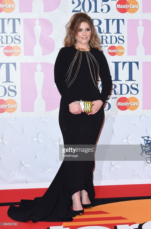 BRIT Awards 2015 - Ella Henderson LoveweddingsNG2