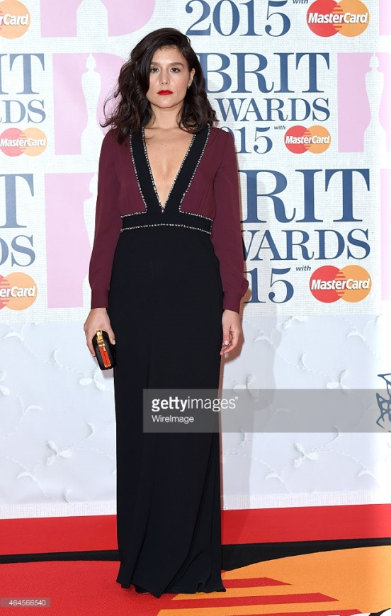 BRIT Awards 2015 - Jessie Ware LoveweddingsNG