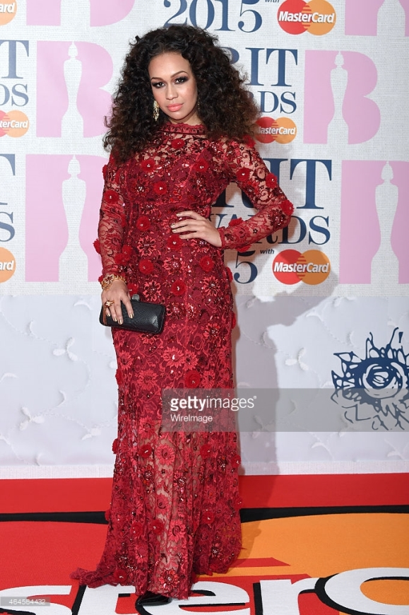 BRIT Awards 2015 - Rebecca Ferguson LoveweddingsNG1