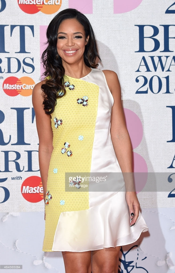 BRIT Awards 2015 - Sarah Jane Crawford LoveweddingsNG