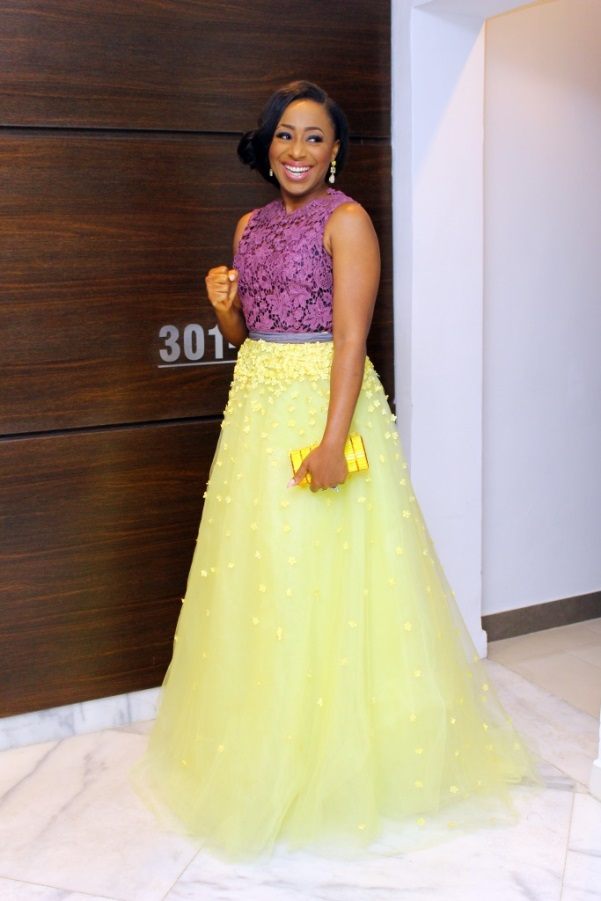 Dakore Akande AMVCA 2015 LoveweddingsNG