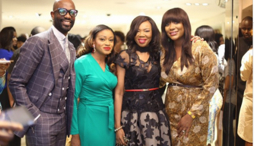 Genevieve Magazine Website Launch - Mai Atafo, Lanre DaSilva-Ajayi, Betty Irabor & Bola Balogun