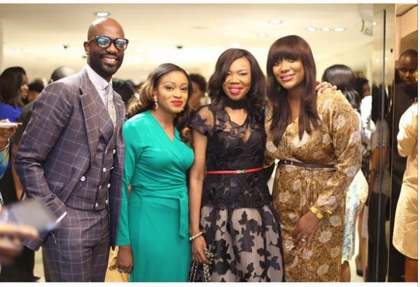 Genevieve Magazine Website Launch - Mai Atafo, Lanre DaSilva-Ajayi, Betty Irabor & Bola Balogun