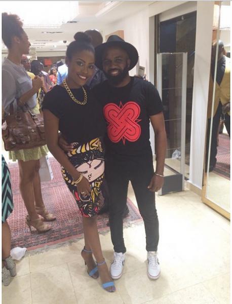 Genevieve Magazine Website Launch - Shade Onakoya & Noble Igwe