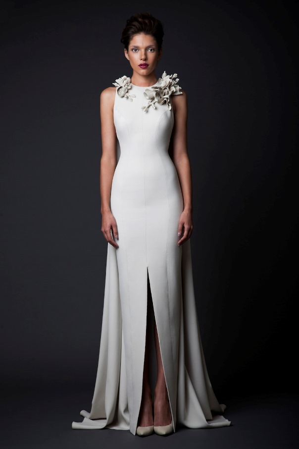 Krikor Jabotian Fall Winter 2014 2015 LoveweddingsNG10