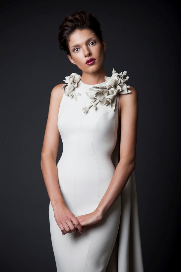 Krikor Jabotian Fall Winter 2014 2015 LoveweddingsNG11