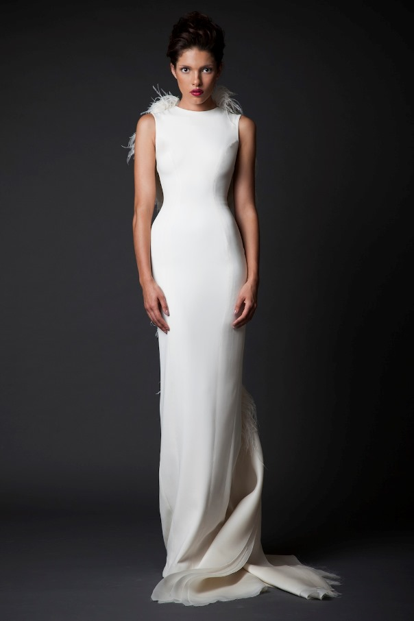 Krikor Jabotian Fall Winter 2014 2015 LoveweddingsNG18