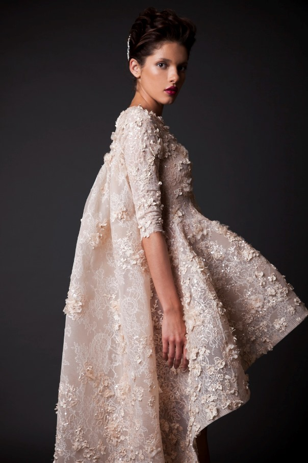 Krikor Jabotian Fall Winter 2014 2015 LoveweddingsNG2