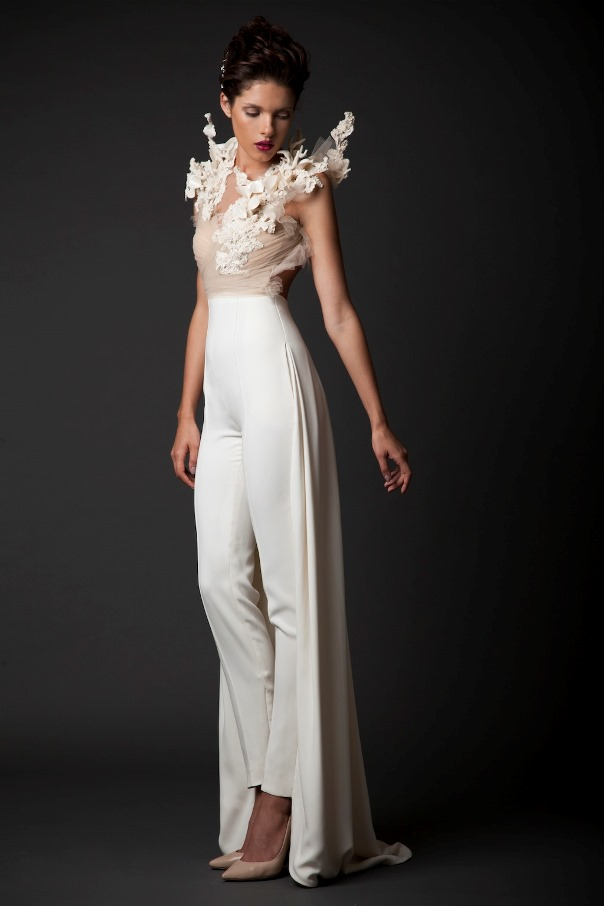 Krikor Jabotian Fall Winter 2014 2015 LoveweddingsNG23