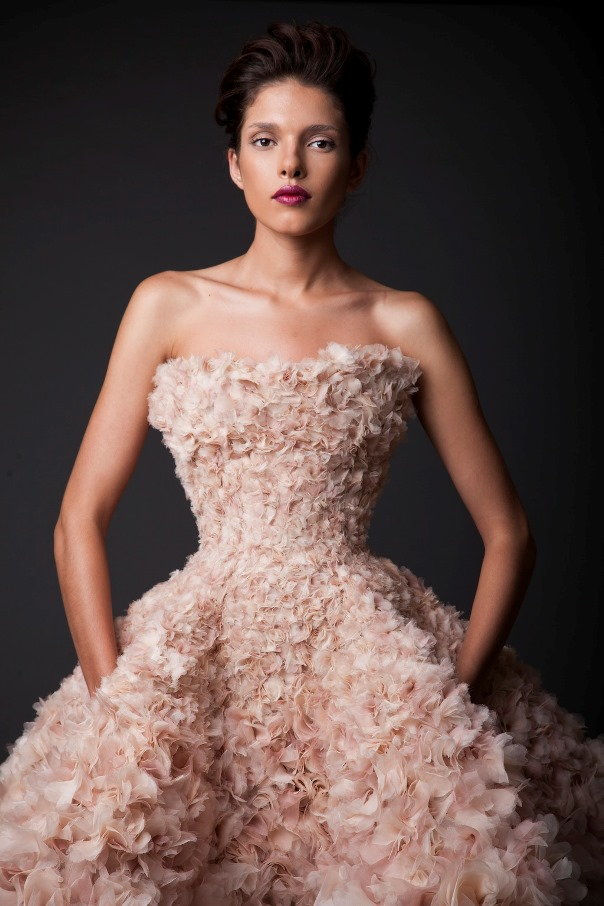 Krikor Jabotian Fall Winter 2014 2015 LoveweddingsNG6