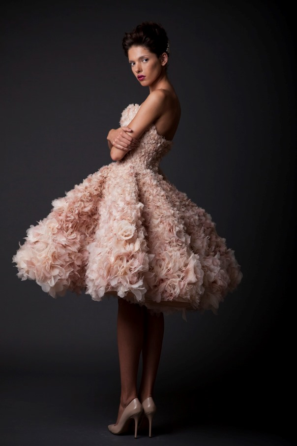 Krikor Jabotian Fall Winter 2014 2015 LoveweddingsNG7