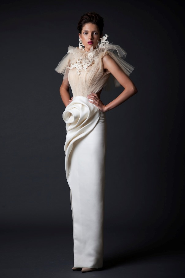 Krikor Jabotian Fall Winter 2014 2015 LoveweddingsNG8