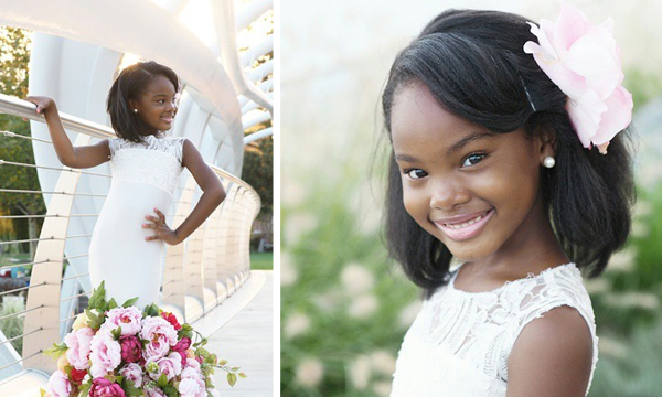 LoveweddingsNG Flower Girl feat