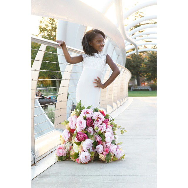 LoveweddingsNG Flower Girl9