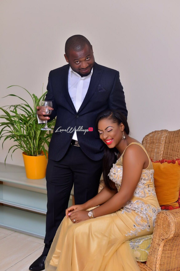 LoveweddingsNG Prewedding Akatte and Gary