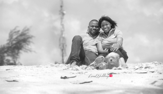 LoveweddingsNG Prewedding Funke and Lucky1