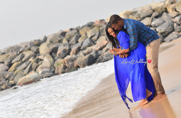 LoveweddingsNG Prewedding Tobiloba and Ademola Olori Olawale Photography