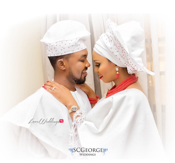 LoveweddingsNG Traditional Wedding Uyi and Joel