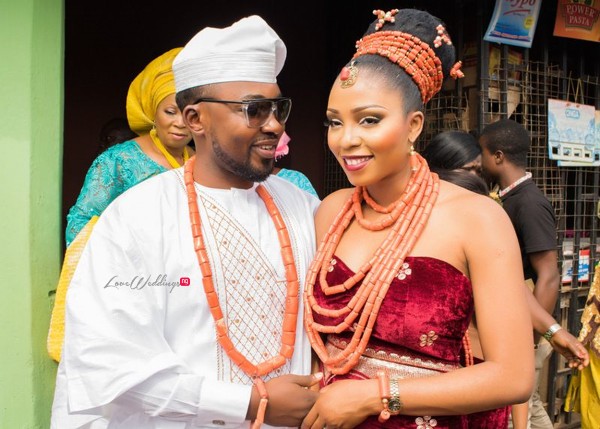LoveweddingsNG Traditional Wedding Uyi and Joel10