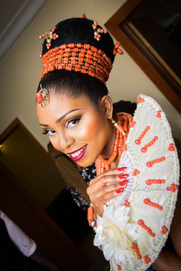 LoveweddingsNG Traditional Wedding Uyi and Joel31