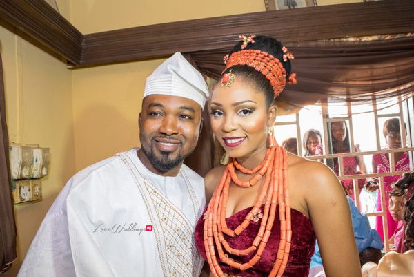 LoveweddingsNG Traditional Wedding Uyi and Joel9