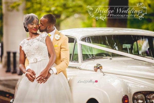 LoveweddingsNG White Wedding Deji and Hannah Bridge Weddings10
