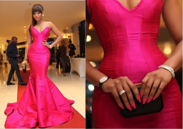 Metro FM Music Awards- Bonang-Matheba LoveweddingsNG