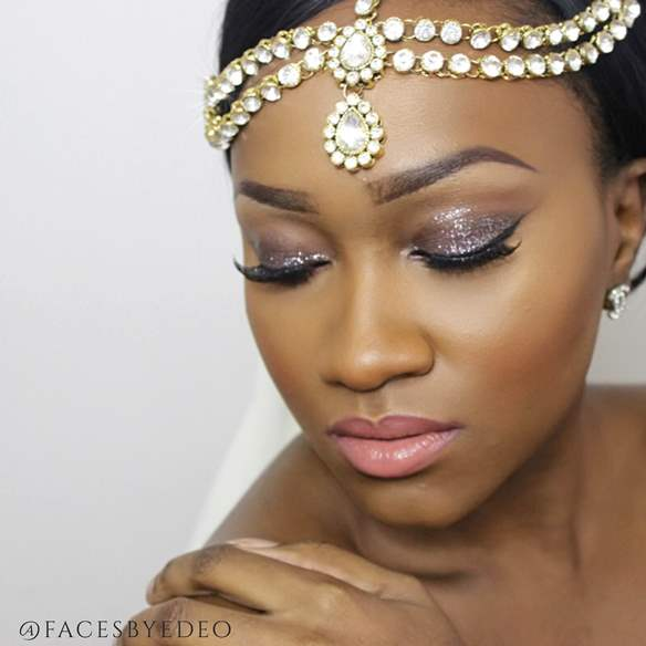 Nigerian Bridal Inspiration Faces by Edeo LoveweddingsNG