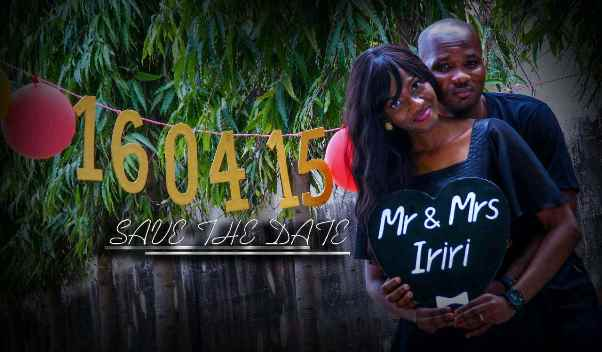 Nigerian Prewedding Save The Date LoveweddingsNG Bibo and Paul1