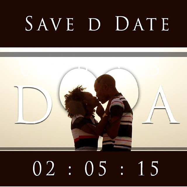 Nigerian Prewedding Save The Date LoveweddingsNG Debonair Photography