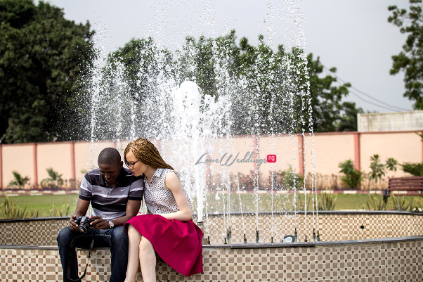 Nigerian Prewedding Shoot Onome & Lolu Ice Imagery