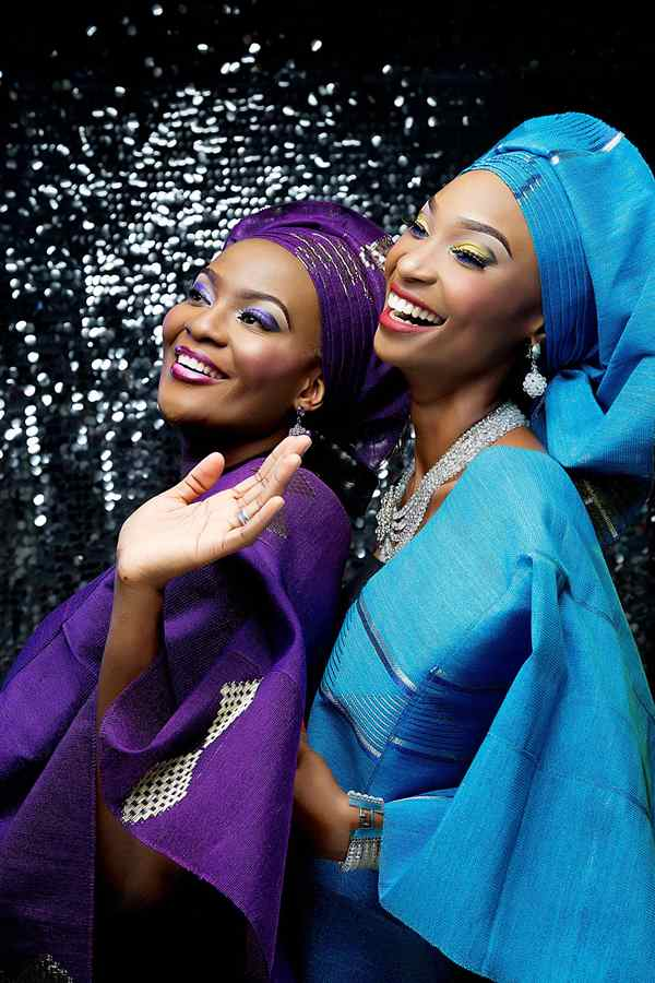 Nigerian Ready Made Gele - Asake LoveweddingsNG6