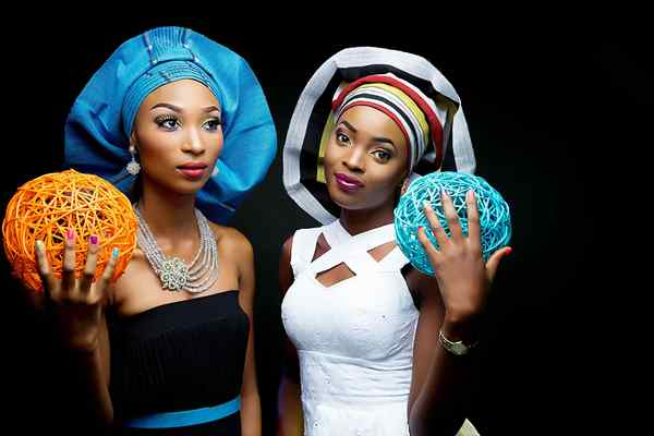 Nigerian Ready Made Gele - Asake LoveweddingsNG7