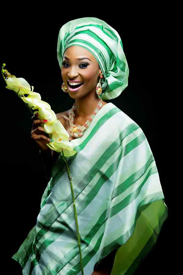Nigerian Ready Made Gele - Asake LoveweddingsNG8