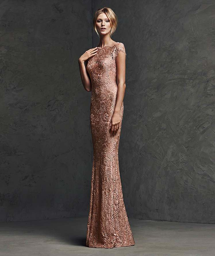 Pronovias Eccentric Cocktail 2016 Collection 4