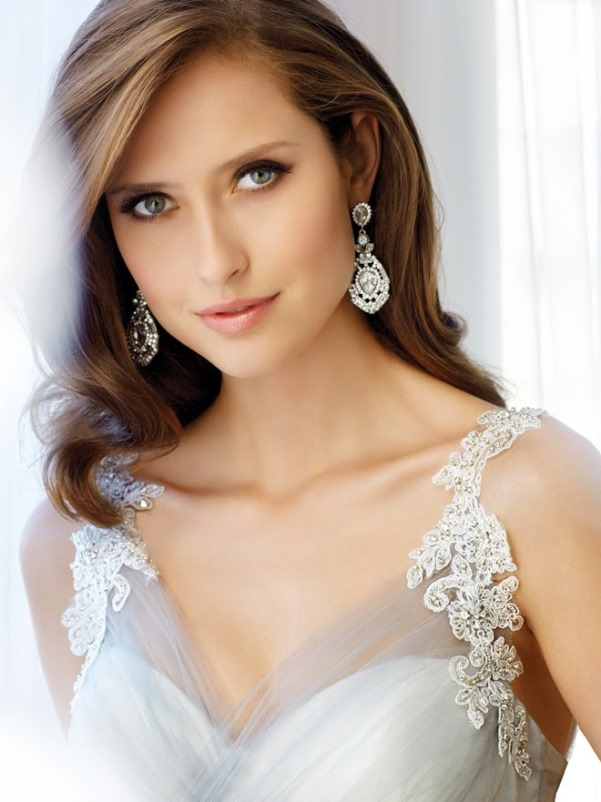 Sophia Tolli 2015 Bridal Collection - LoveweddingsNG2