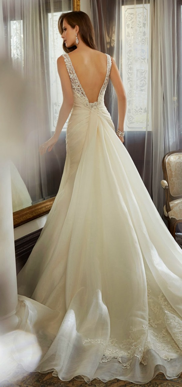 Sophia Tolli 2015 Bridal Collection - LoveweddingsNG22
