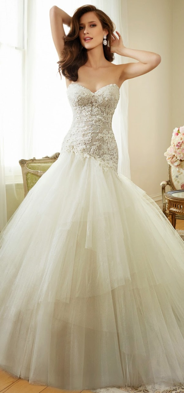 Sophia Tolli 2015 Bridal Collection - LoveweddingsNG26