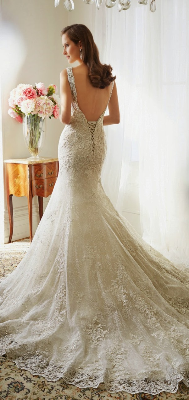 Sophia Tolli 2015 Bridal Collection - LoveweddingsNG27