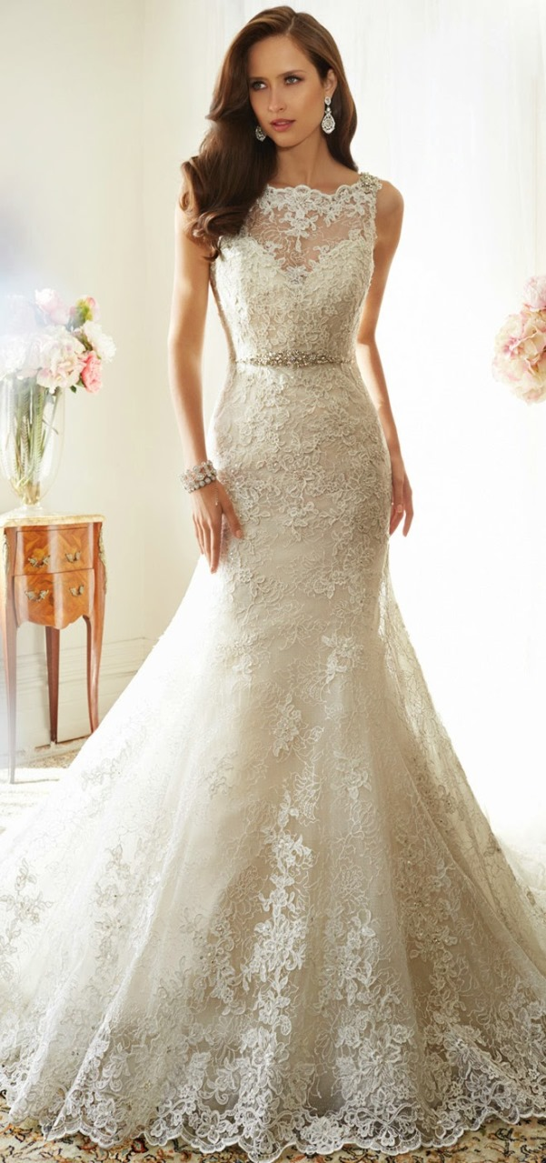 Sophia Tolli 2015 Bridal Collection - LoveweddingsNG28