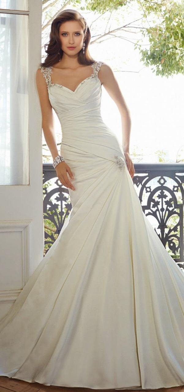 Sophia Tolli 2015 Bridal Collection - LoveweddingsNG30